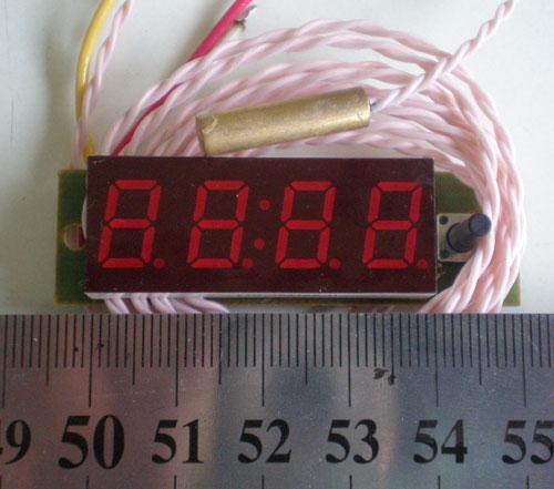 Электронный термометр... :: Paraplan.Ru